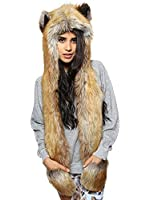 Authentic Red Fox SpiritHood