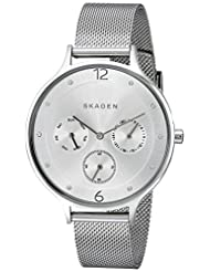 Skagen Women's Anita SKW2312 Silver Stainless-Steel Quartz Watch