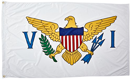 Online Stores U.S.Virgin Islands Flag, 3 by - Online Us Stores