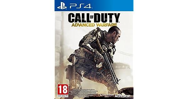Activision Call of Duty: Advanced Warfare, PS4 Básico PlayStation 4 vídeo - Juego (PS4, PlayStation 4, FPS (Disparos en primera persona), Modo multijugador, M (Maduro)): Amazon.es: Videojuegos