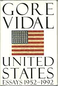 United states essay gore vidal