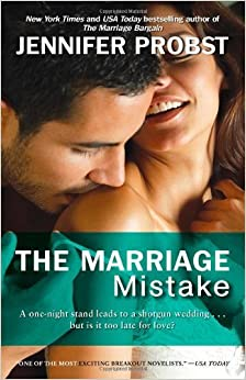 The Marriage Mistake (Marriage to a Billionaire) by Jennifer Probst (2012-11-06)