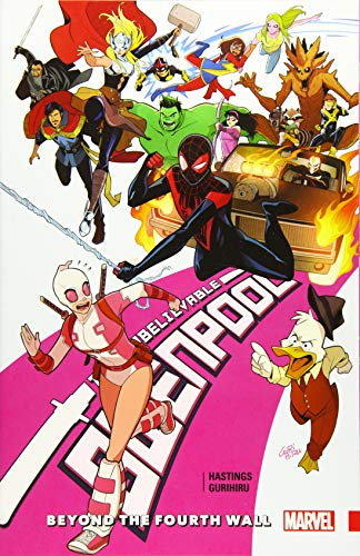 Gwenpool, the Unbelievable Vol. 4: Beyond the Fourth Wall (Unbelievable ()