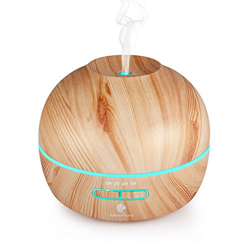 Aromatherapy Essential Ultrasonic Humidifier Measuring