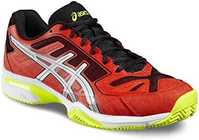 ASICS - Gel Padel Professional 2 SG, Color Rojo, Talla UK-6.5 ...