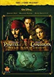 Pirates of Caribbean: Dead Man's Chest (Three-Disc Blu-ray / DVD Combo in DVD Packaging)