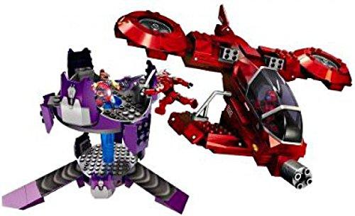Mega Bloks - Halo Wars - UNSC Hornet Attack - Attaque du Hornet de lUNSC - 256 Pièces: Amazon.es: Juguetes y juegos