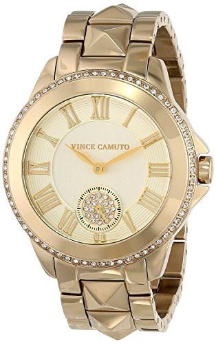 VINCE CAMUTO watch Quartz VC / 5048CHGB