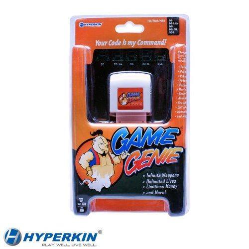 Hyperkin Game Genie Cheat Device for 3DS/DSiXL/DSi/DS lite/DS