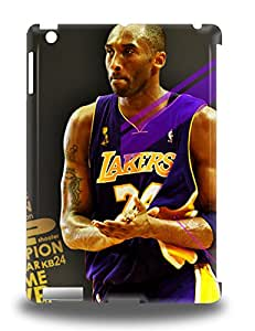 High Grade Flexible Tpu 3D PC Case For Ipad Air NBA Los Angeles Lakers Kobe Bryant #24 ( Custom Picture iPhone 6, iPhone 6 PLUS, iPhone 5, iPhone 5S, iPhone 5C, iPhone 4, iPhone 4S,Galaxy S6,Galaxy S5,Galaxy S4,Galaxy S3,Note 3,iPad Mini-Mini 2,iPad Air )