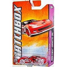 Matchbox 2008 Chevy Corvette ZR1 5/10