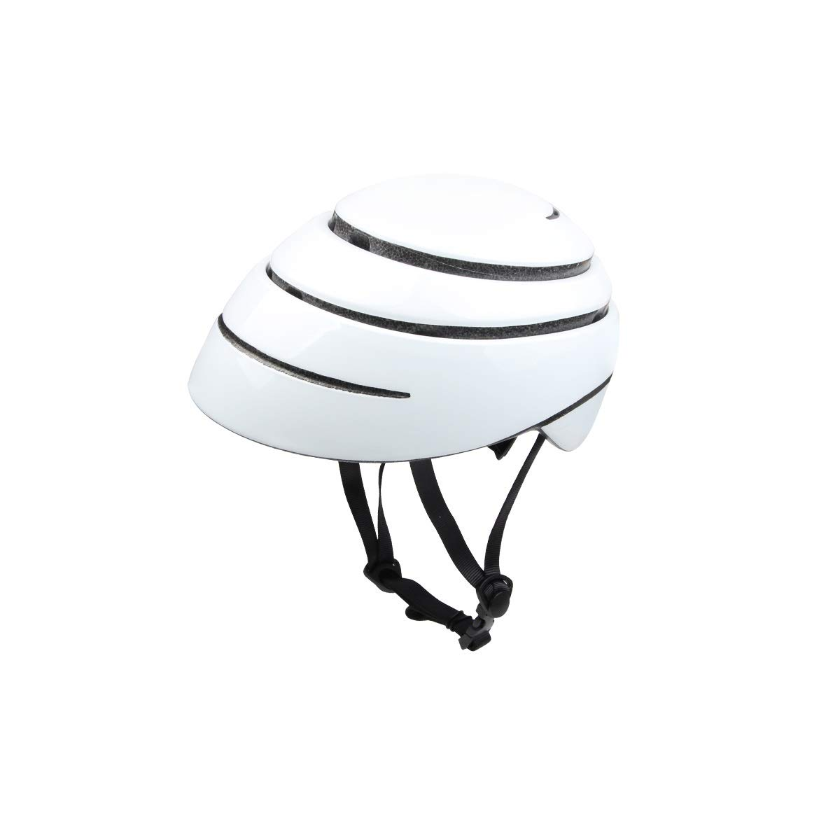 Muziwenju Multi-Functional Bicycle Helmet, Scooter Helmet with Reinforced Skeleton in The Mold for Added Protection - Comfortable, Lightweight, Breathable, (Foldable) Latest Style, Practical