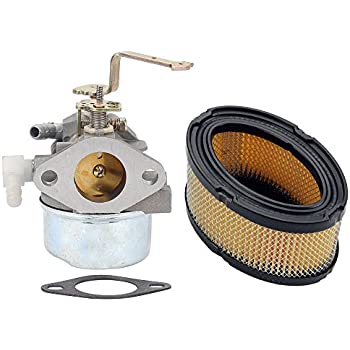 fuel filter for tecumseh hm100 best fuel filter for 73 amazon.com: buckbock carburetor with air filter for ... #15