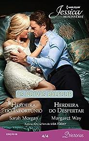As noivas Balfour 4 de 4 (Harlequin Jessica Minissérie Livro 18)