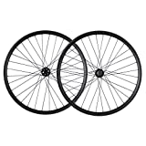ICAN 650B All Mountain Bike CTR Rim Carbon Wheelset 35mm Width Thru Axle Front 15 x 100mm Rear 12 x 142mm