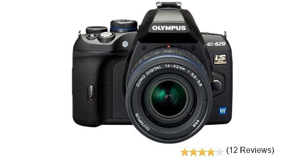 Olympus E-620 - Cámara réflex Digital 12.3 MP (Objetivo 14-42 mm y ...