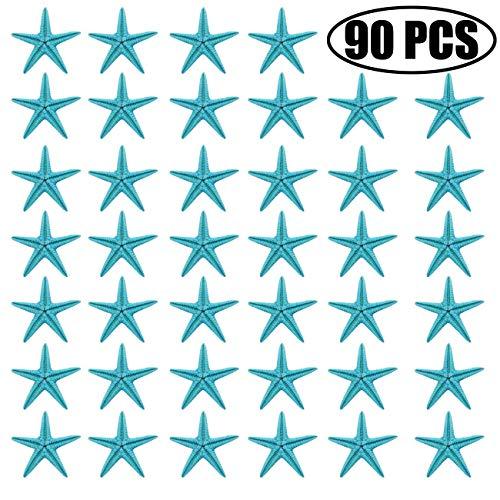 TIHOOD 90PCS Mini Starfish 0.4