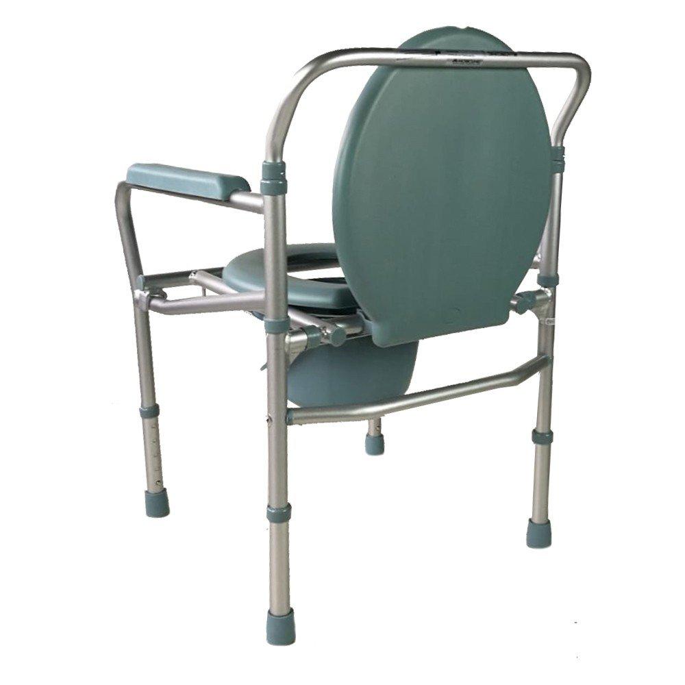 Avec De Mobiclinic Pliable Aluminium Couvercle En Toilette Chaise 1KcFJl