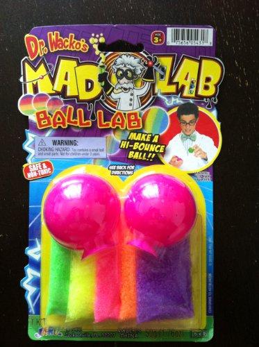 Mad Lab - 1