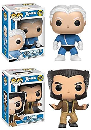 Quicksilver Pop X-Men Vinyl Figure