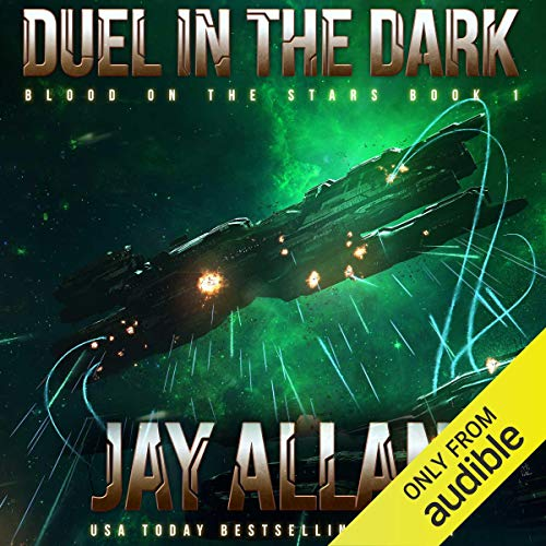 Duel in the Dark: Blood on the Stars, Book 1