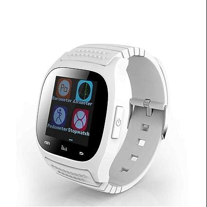 Reloj Intelligent Bluetooth Relojes de pulsera con Alarmas ...