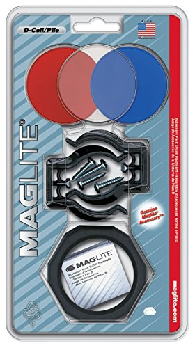 Maglite Flashlight Holder - Maglite Accessory Pack for D-Cell Flashlights