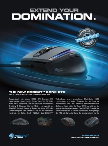 ROCCAT KONE XTD - Max Customization Gaming Mouse by ROCCAT (Image #7)