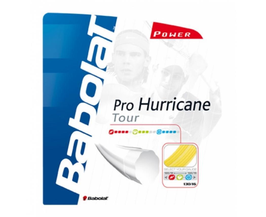 Babolat Pro Hurricane Blue 16g Reel (Blue) by Babolat