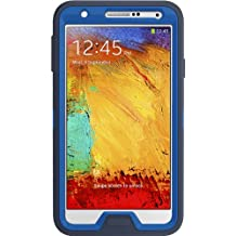 OtterBox Defender Series Case for Samsung Galaxy Note 3 - Retail Packaging - Blue/Navy