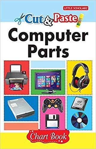 Cut & Paste - Computer Parts PDF