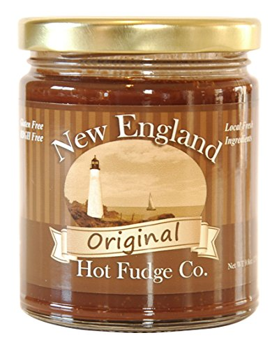 New England Hot Fudge Company Original Hot Fudge (Hot Fudge Chocolate Sauce)