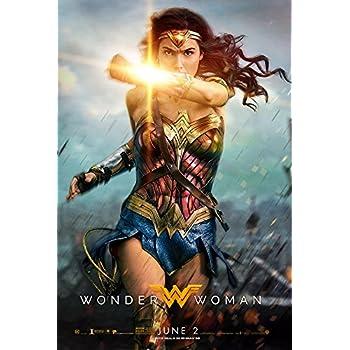 KodiakPrints Wonder Woman 2017 English Version Style B