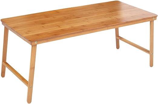 mesa plegable LITING Mesa de Ordenador portátil Cama pequeña Mesa ...