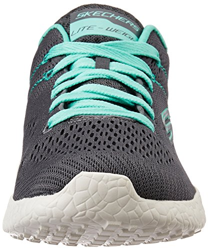 Shoes Adrenalin Multisport Women's Aqua Charcoal Outdoor Skechers Burst x5qXtw4w6K