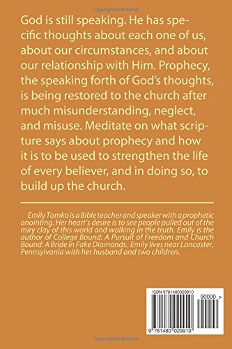 Get e-book Thirty-One Thoughts on Prophecy: Meditations on the