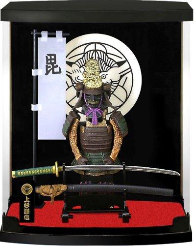 Meister Japan Sengoku warlords KENSHIN UESUGI ARMOR SERIES Figures Type A