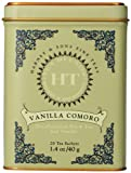 Harney & Sons Decaffeinated Vanilla Comoro Black Tea Tin 20 Sachets