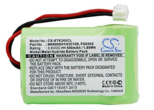 vintrons-tm-bundle-500mah-replacement-battery-for-france-telecom-amarys-265-amarys-465-vintrons-coas