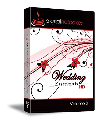Digital Hotcakes Wedding Essentials HD Vol 3