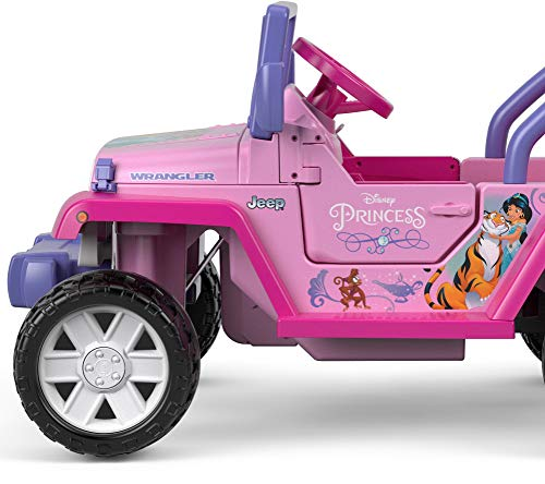 Power Wheels Disney Princess Jeep Wrangler by Power Wheels (Image #5)