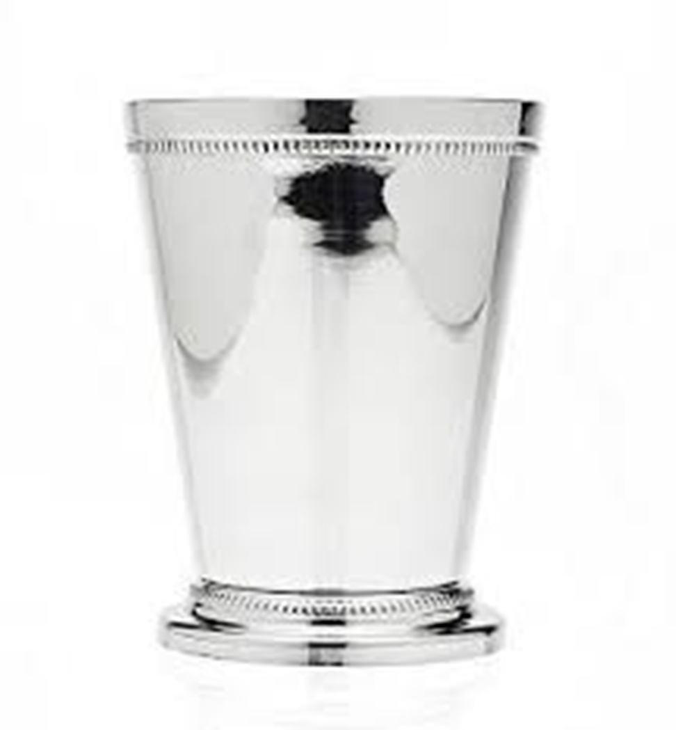 Elegance Stainless Steel Julep Cup