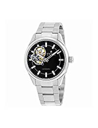 Zenith El Primero Automatic Black Dial Stainless Steel Mens Watch 032170461321M2170