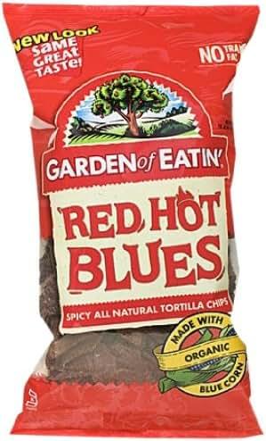 Tortilla & Corn Chips: Garden of Eatin' Red Hot Blues