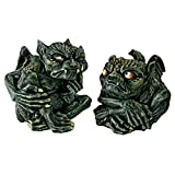 Design Toscano Devilish Gothic Troll Statue: Set of Two