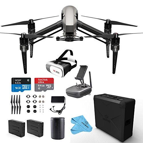 INSPIRE Quadcopter 2 axis camera Sponsored