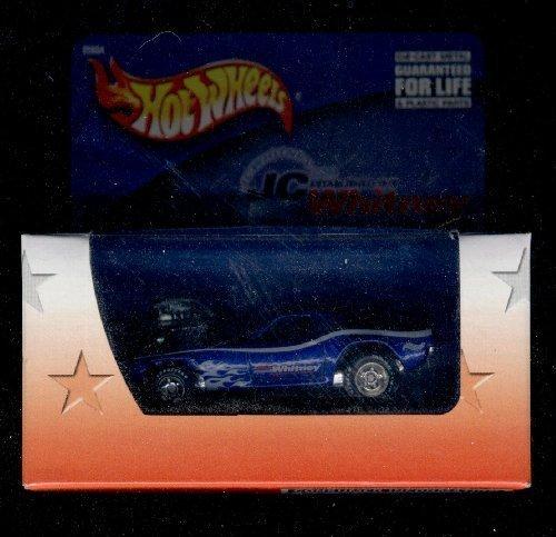 Hot Wheels 2002 Jc Whitney Blue Rodger Dodger 1 64 Scale