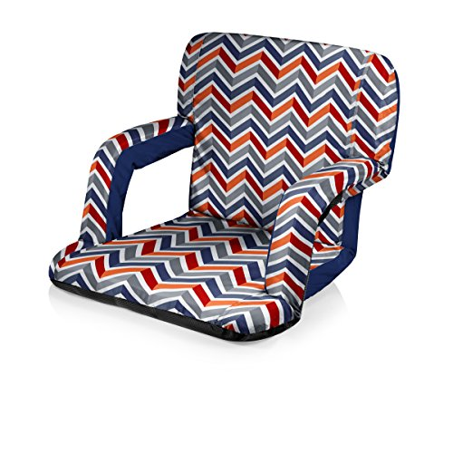 (ONIVA - a Picnic Time Brand Ventura Reclining Stadium Seat, Vibe Collection)