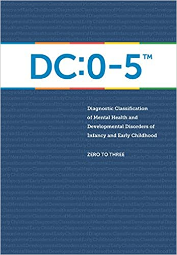 Diagnostic Classification of Mental Health and Developmental Disorders of  Infancy and Early Childhood: DC: 0-5: Zero to Three: 9781938558573:  Amazon.com: ...