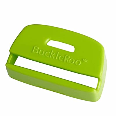 BuckleRoo Seatbelt Buckle Guard - Seat Belt Security for Backseat Escape Artists: Baby